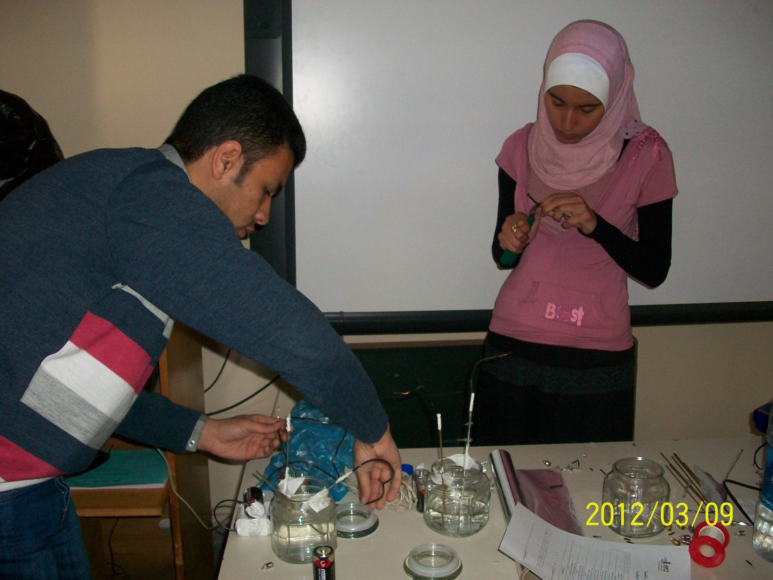 Young Scientist Enrichment Program 2
