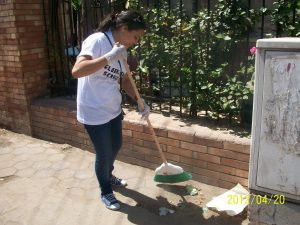 Global Youth Service Day 7