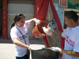 Global Youth Service Day 8